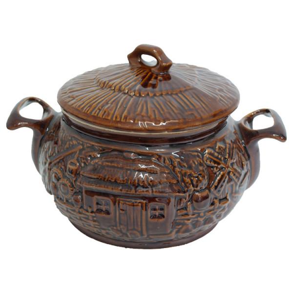 """Backtopf Keramik, """"Supets-Molodets"""", 3 l"""