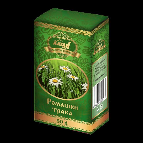 Kamillenkraut (Romaschki trawa)