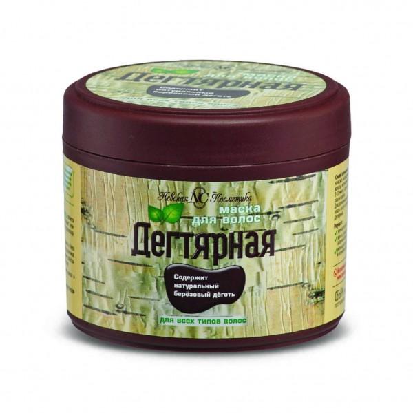 "Nevskaja Kosmetika - Haarmaske ""Degtjarnaja"", 300 ml"