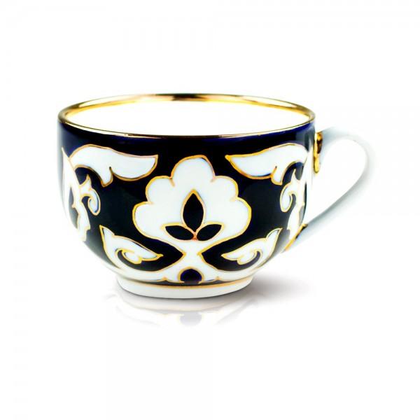 """Tasse """"Pachta Gold"""" aus Porzellan, 200 ml"""