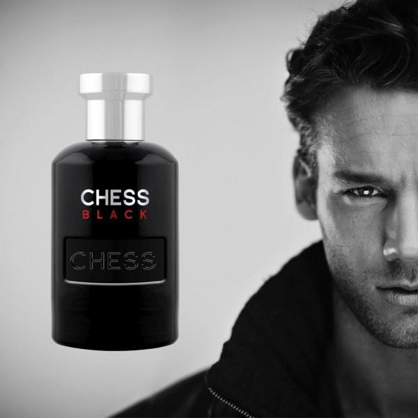 """Parfum für Herren """"Chess"""" Schwarz"""
