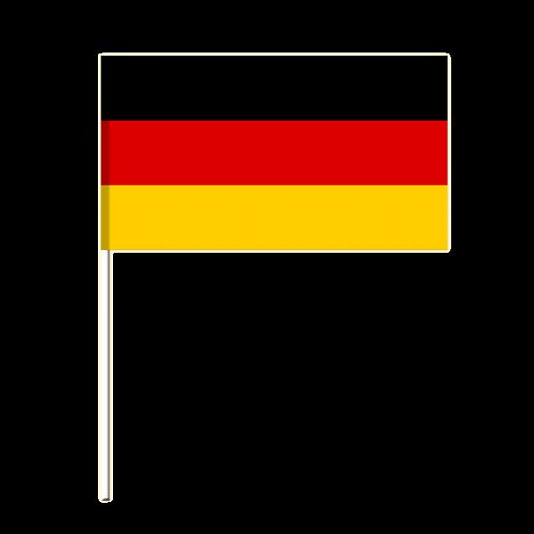 Fahne für Auto, 30 x 45 cm, Deutschland