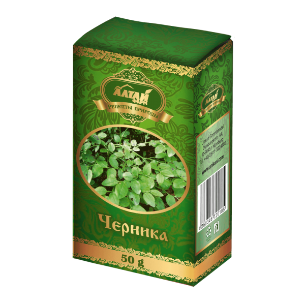 Heidelbeerblätter (Tschernika)