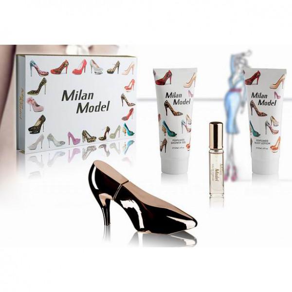 """Parfum-Set für Damen """"Milan Model"""""""