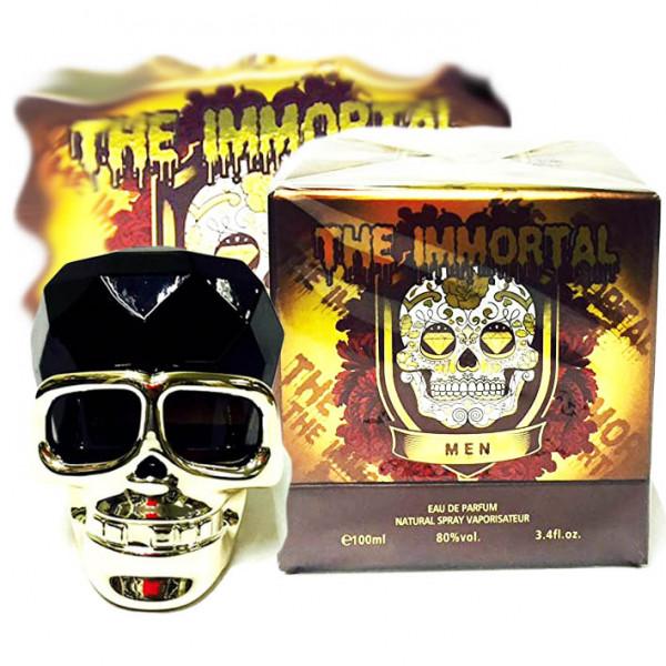 """Parfum für Herren """"The Immortal"""" Gold"""