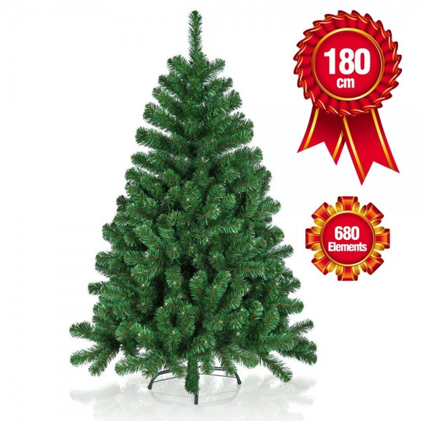 Künstlicher Weihnachtsbaum, 180 cm