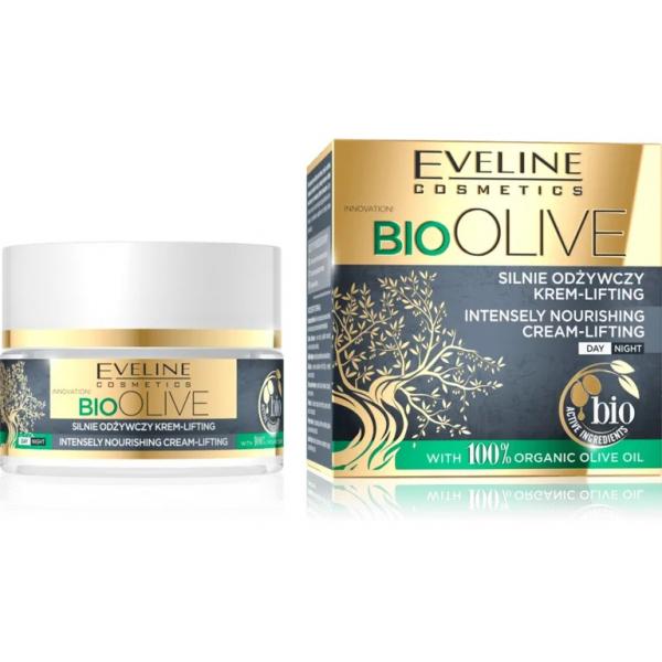 """Eveline - """"Bio Olive"""", Creme-Lifting für Gesicht"""