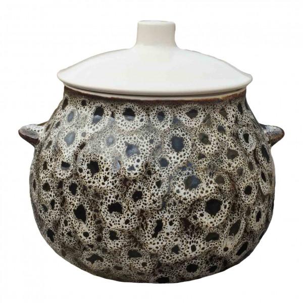 """Keramiktopf """"Dekor"""", """"Wachtelei"""" 650 ml, Set aus 6 St."""