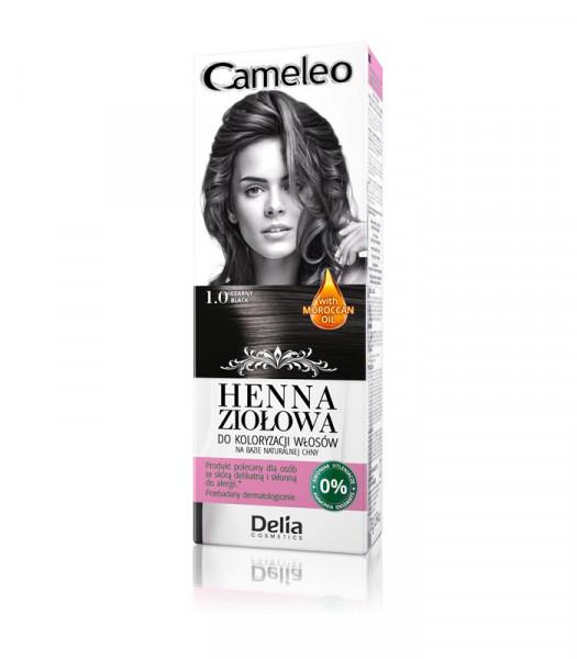 """""""Cameleo"""" Henna Creme, 1.0 Schwarz"""