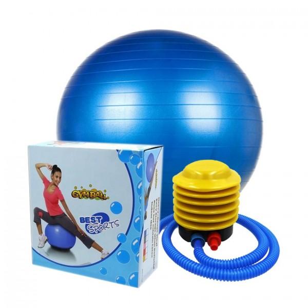 Gymnastikball mit Pumpe