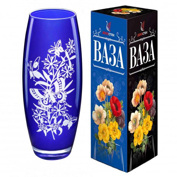 "Vase ""Flora"", ""Schmetterling"", H 26 cm"