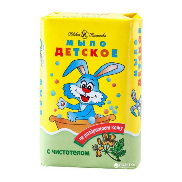 "Seife ""Nevskaya Kosmetika"", ""Hase"", mit Schöllkraut , 90 g"