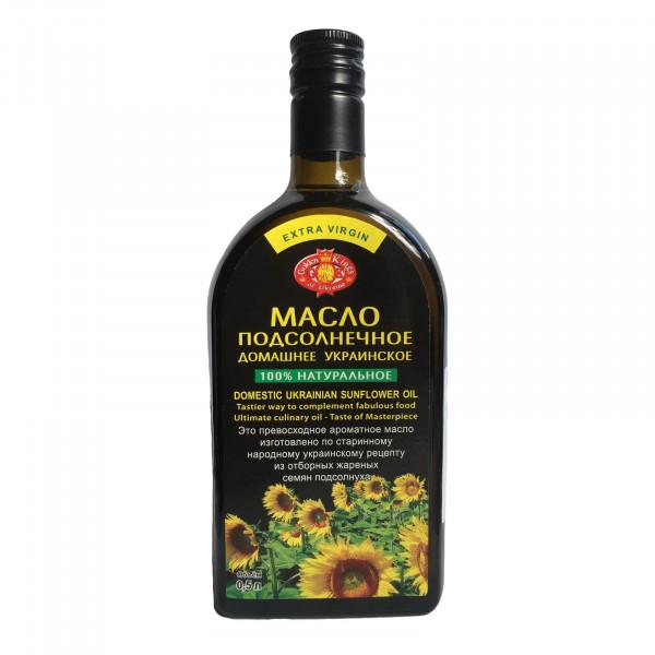 """Sonnenblumenöl """"Domaschneye"""", 500 ml"""