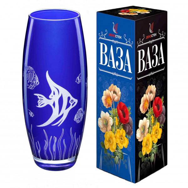 """Vase """"Flora"""", """"Aquarium"""", H 26 cm"""