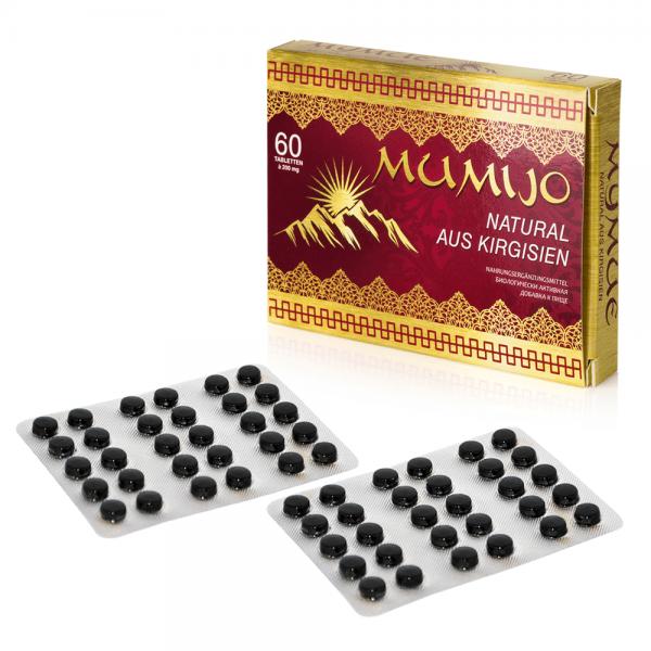 """Mumijo """"Kirgisien"""", 60 Tabl."""