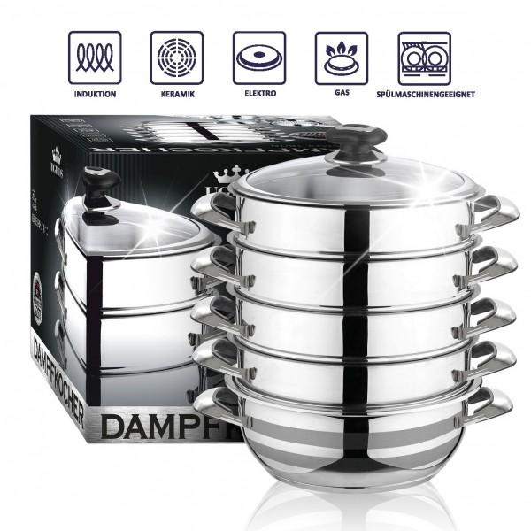 """Dampfkocher """"Premium Plus"""", 30 cm"""