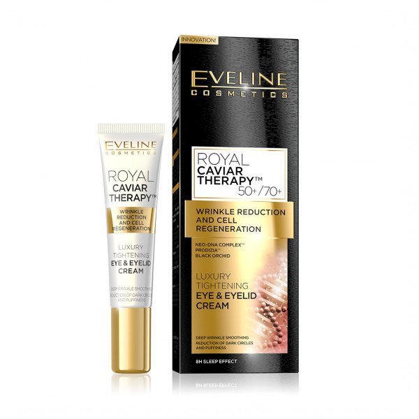 "Eveline - ""Caviar Therapy"" Augencream, 15 ml"