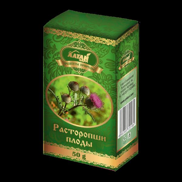 Mariendistelsamen (Rastoropschi semena)