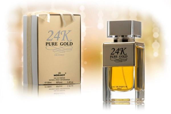 """Parfum für Damen """"24K Pure Gold"""""""