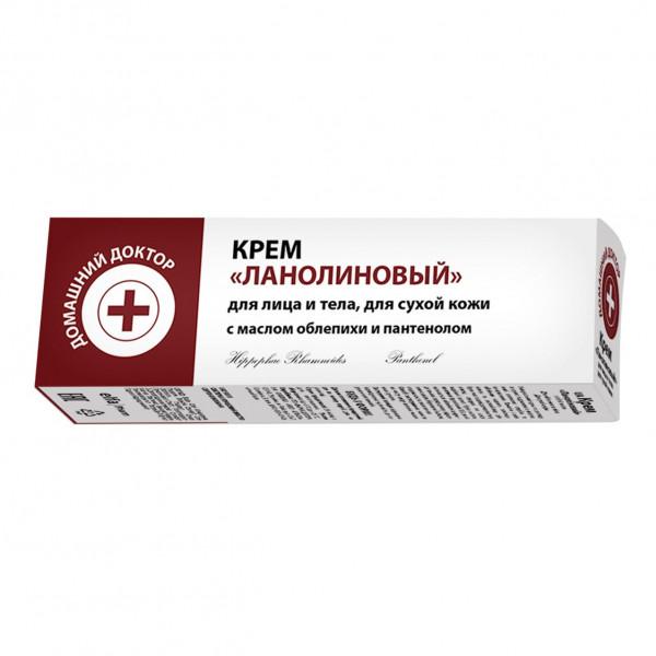 "Creme ""Domaschnij Doktor"", ""Lanolin"", 30 ml"